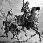 Cervantes. Primera parte de El Quijote