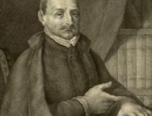 Bartolomé L. de Argensola. Soneto.
