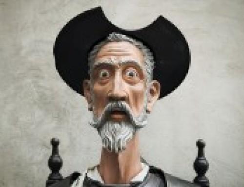 El Quijote. Comprensión oral