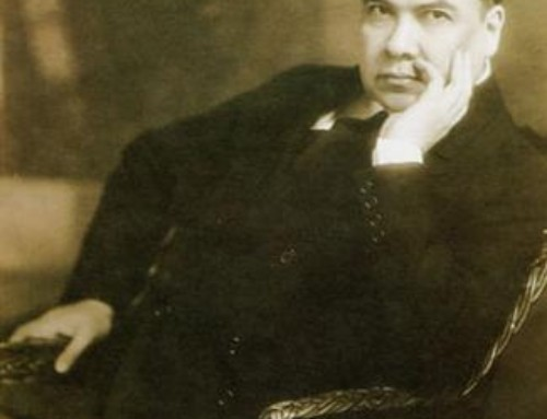 Rubén Darío. Sinfonía en gris mayor
