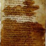 La épica medieval y los cantares de gesta